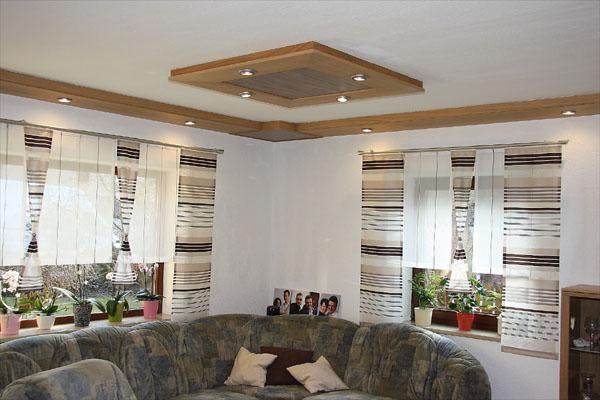 gardinen wohnzimmer grun. Black Bedroom Furniture Sets. Home Design Ideas